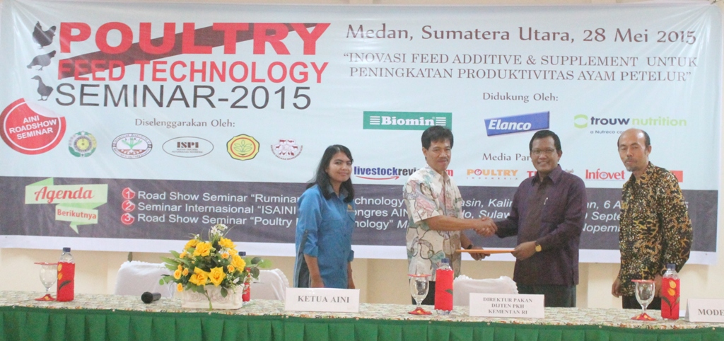 Poultry Feed Technology Seminar 2015